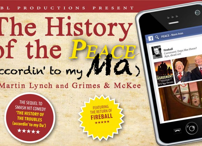 History of the Peace (accordin to my Ma)