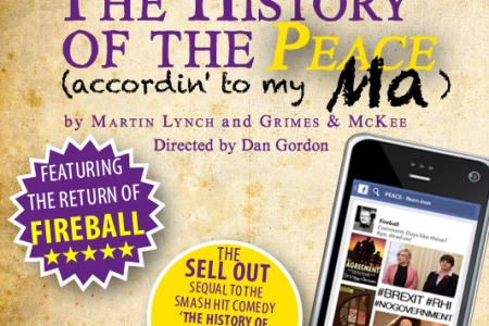 IT'S BACK! - History Of The Peace (Accordin' to my MA)