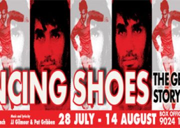 Dancing Shoes Poster