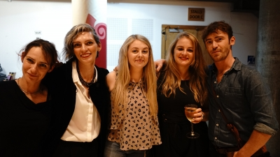 Diana Ennis, Briege Lynch, Ashley Smyth, Keeley Lane & Matthew McEIhinney